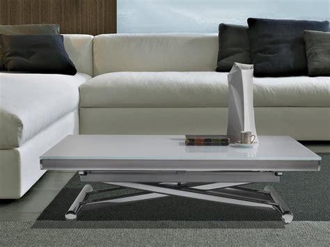tavolo regolabile in altezza tavolo trasformabile con altezza regolabile idfdesign