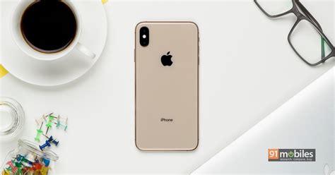 apple iphone xs max 512gb price in india specs 28th november 2018 91mobiles