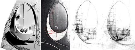 Palns elliptical residence marin ca brandon pass architect