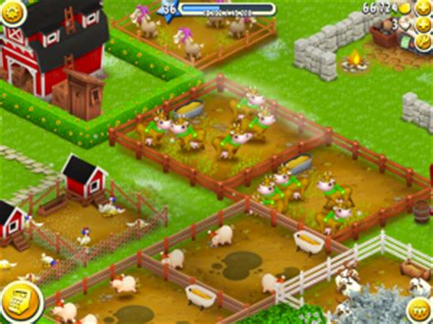 x mod game hay day test de l application iphone et ipad hay day macattac