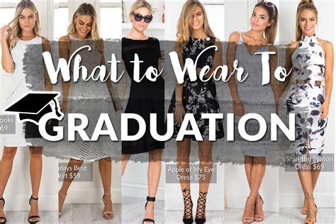 wear  graduation youtube