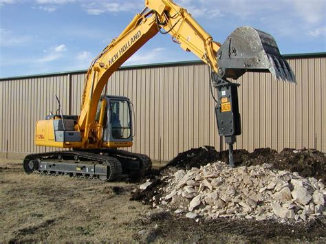 amazing excavator attachment combines digging and