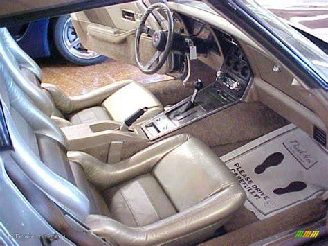 1982 corvette collector edition autos weblog