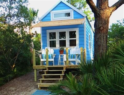 tiny houses in florida tiny rv beach house cottage living on st george island