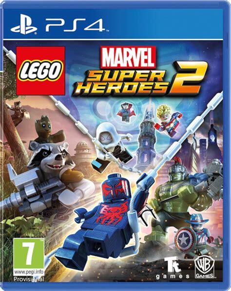tutorial lego marvel superheroes lego marvel super heroes 2 ps4 zavvi