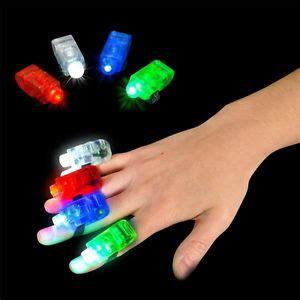 Laser Finger Beam Light lot of 96 laser finger lights ls beams multi color