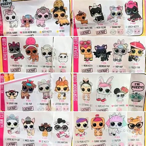 Sold Out Lol Pet Series Wave 2 1 omg look at all this cuteness the lol pets series 3 wave 2 checklist has just surfaced on