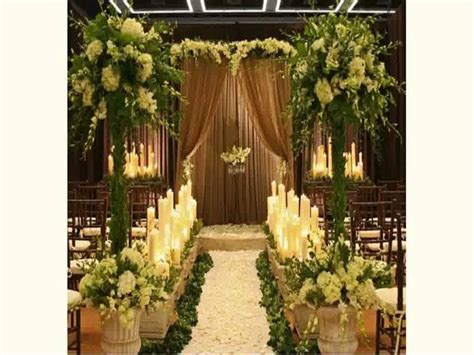 church decorating ideas church wedding decoration 2015