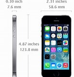 Image result for apple iphone 5s dimension. Size: 154 x 160. Source: todayontech.com