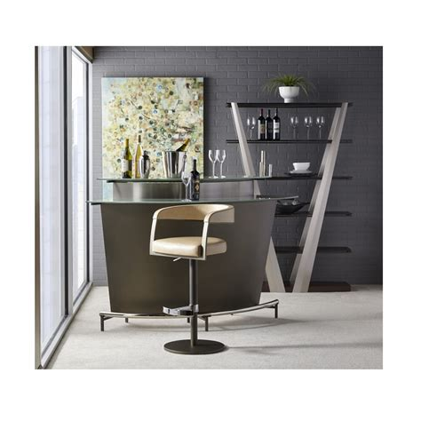 elite modern martini bar bars and bar stools decorum