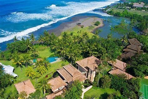 bedroom bali luxury beach villa  private pool  canggu