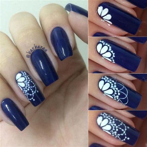 imagenes de uñas negras con azul m 225 s de 1000 ideas sobre esmalte de u 241 as con purpurina en