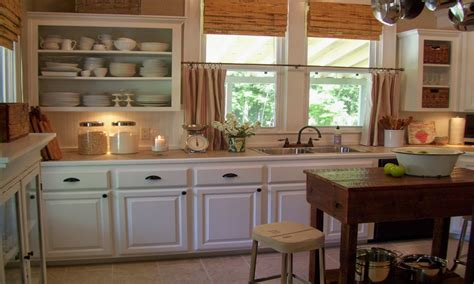 diy kitchen backsplash makeover rustic country kitchen