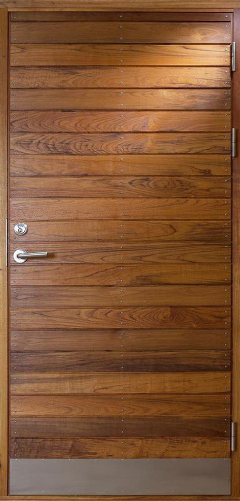 Teak Exterior Doors Exterior Doors L 229 Ng 246 Teak Bovalls D 246 Rrbyggeri