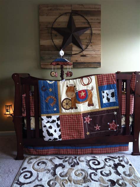 Baby Cowboy Decor by West Baby Boy Nursery