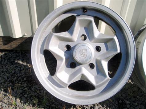 porsche cookie cutter wheels ats 6j x 15 quot cookie cutter quot oem wheel set pelican