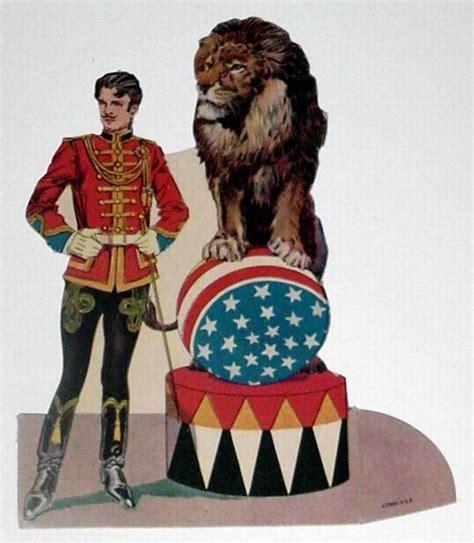 el domador de leones todo en broma nada en serio domador de leones