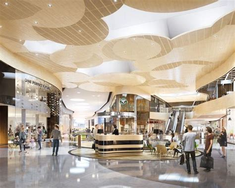 Retail Ceiling Design by 25 Best Ideas About Shopping Mall Interior On