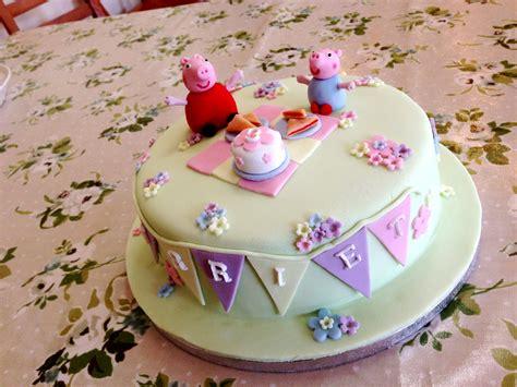 peppa pig cake brownie s blog