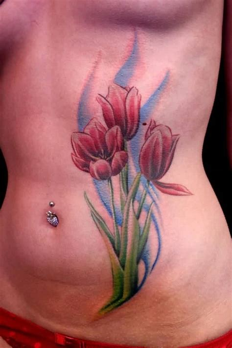 50 tulip tattoo design ideas nenuno creative