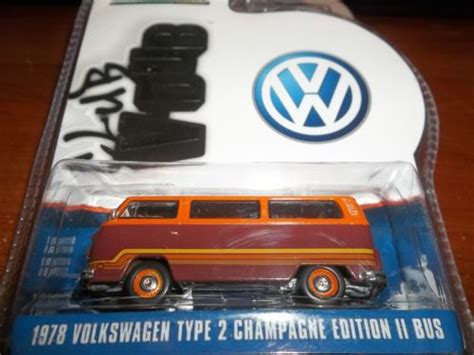 Greenlight V Dub 1978 Vw Type 2 Chagne Edition Ii 1 25 best vw t2 silberfisch chaign westener images on autos volkswagen and vw