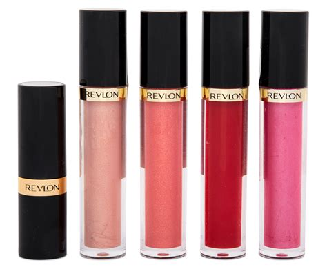 Lipstik Revlon Renewist revlon lustrous lip gloss 4 set bonus lipstick great daily deals at australia s