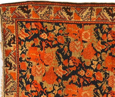 Mission Area Rugs Lot 918 Mission Malayer Area Rug Early 20th C