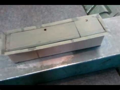aluminum boat with livewell jon boat livewell mockup youtube