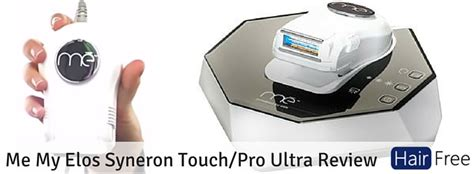 me smooth vs me my utra pro me my elos syneron touch pro ultra review hair free life