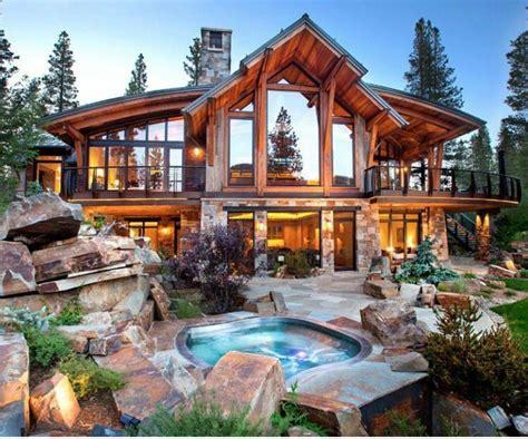 luxury cabin homes best 25 luxury cabin ideas on pinterest norwegian style