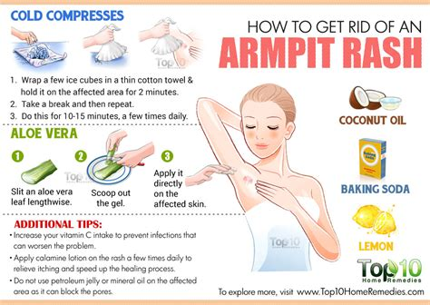 Best Detox For Skin Rash by Best 25 Armpit Rash Ideas On Detox Your