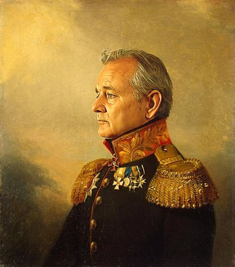bill murray military movie your favorite stars as russian military generals flavorwire