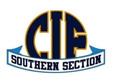 Cif Southern Section Softball Brackets by Cif Southern Section Releases Baseball Softball Playoff