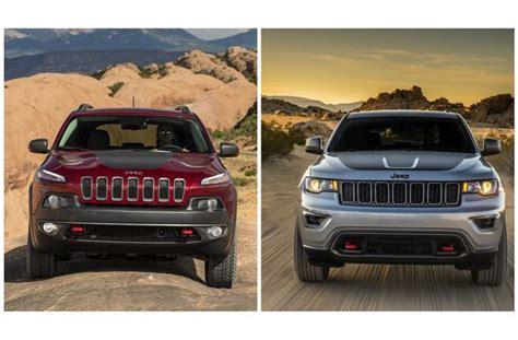 Jeep Vs Jeep Grand Vs Grand 2018 2019 Car Release And Reviews