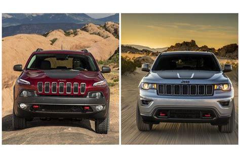 Jeep Grand Vs Jeep Vs Grand 2018 2019 Car Release