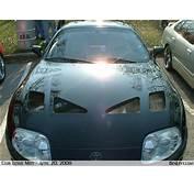 Toyota Supra Hood  BenLevycom