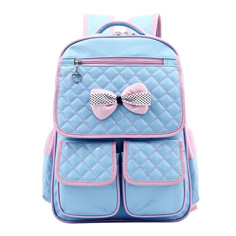 Backpack Kid School Bag Fashion Ukrn 30x15x33cm Quality Fashion Bag fashion children shoulder school bags for school backpacks schoolbag for primary