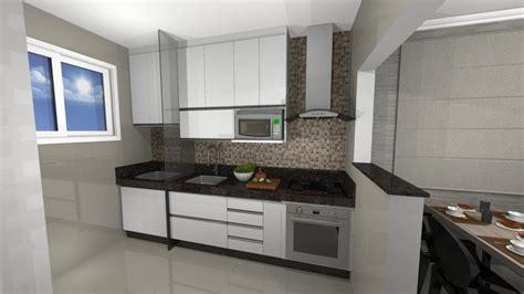 apartamentos decorados mrv planta do meio foto cozinha apartamento mrv de roma m 243 veis planejados