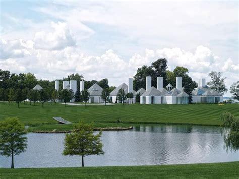waterford estate modernist white castle  lake erie idesignarch interior design