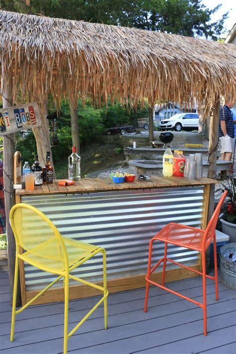 zebrano arbeitsplatte bamboo tiki bar with roof tiki bar with bamboo roof