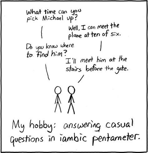 79 iambic pentameter explain xkcd