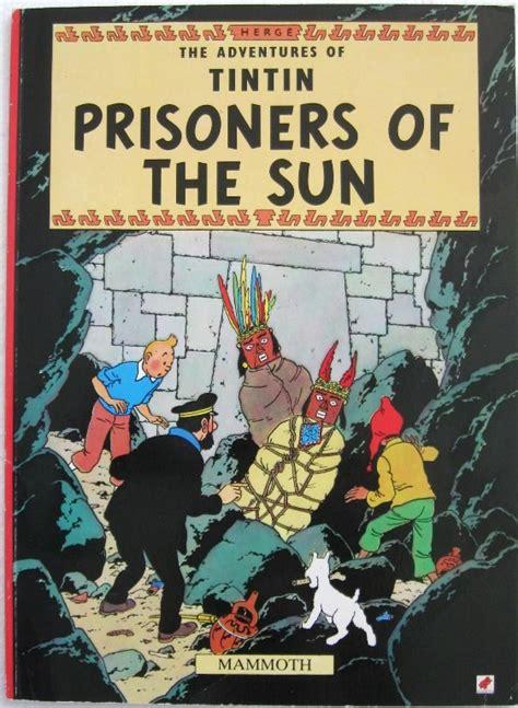 tintin cover gallery comics    comics movies