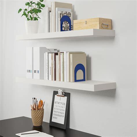 estante ikea lack estante de pared blanco 110 x 26 cm ikea