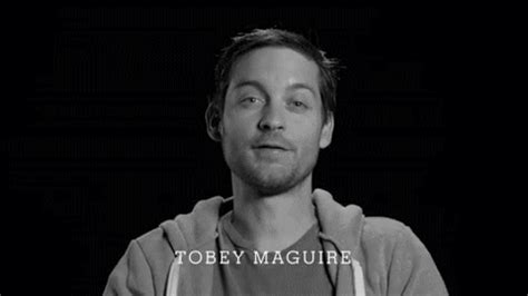 tobey maguire lol gif find tobey maguire gifs search find make gfycat gifs