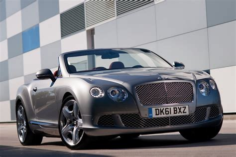 Used 2015 Bentley Continental Gt Convertible Pricing For