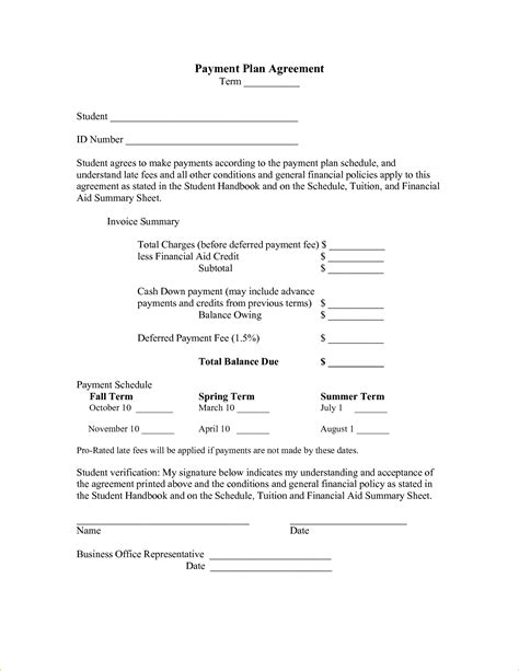contributor agreement template vehicle payment contract template pictures