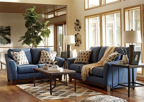 denim living room furniture 17 best images about jarons living room sets on pinterest