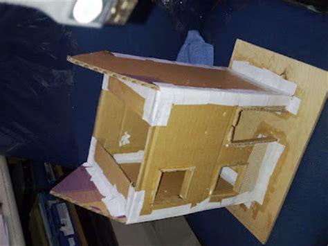 cara membuat rumah rumahan barbie dari kardus veetra creative blogging rumah rumahan dari kardus bekas