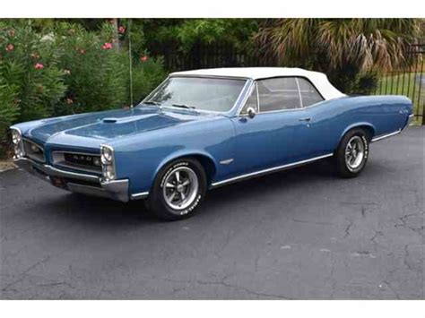 how cars work for dummies 1966 pontiac gto on board diagnostic system 1966 pontiac gto for sale on classiccars com 45 available