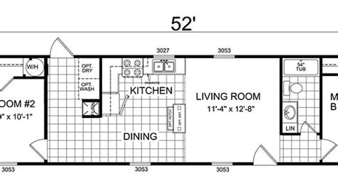 micro mobile home plans clayton double wide mobile homes floor plans single wide